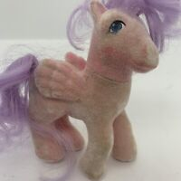 VINTAGE My Little Pony SO SOFT NORTH STAR Pink Pegasus Dirty Girl Needs Loved