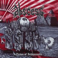 ABSCESS - DAWN OF INHUMANITY   CD NEUF