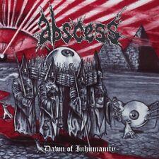 ABSCESS - DAWN OF INHUMANITY   CD NEW+