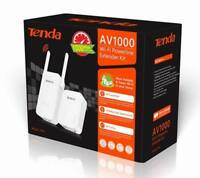 WiFi Powerline Extender Kit Tenda PH5 AV1000 with Broadcom Powerline chipset