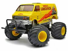 Tamiya 58347 Lunch Box 1/12 Electric Monster Truck - Yellow