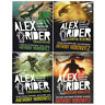 Alex Rider Series 7-10 Books Collection Set By Anthony Horowitz (Snakehead) New