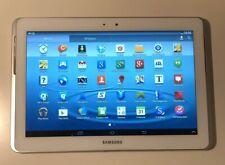 Samsung Galaxy Tab 2  10.1 Zoll  GT-P5110 weiß white 16 GB WLAN - TOP! Y605