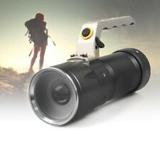 3000Lm CREE Q5 LED Hunting Flashlight 18650 Battery Torch Spotlight Lamp 2016 SE