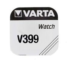 Varta SR927W Pila de Botón Batería 399V Óxido de Plata 1,55vV para Reloj