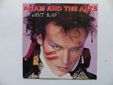 45 Tours ADAM AND THE ANTS Ant rap , friends 1738