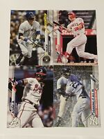 2020 Topps Series 1 - Base / Rookie RC / Insert Cards (1-200) Pick Your Card!