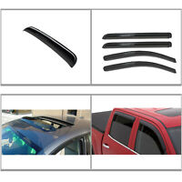 "Smoke Tinted 3mm Sunroof Moonroof 1080mm 42.5/"" For 2007-16 Toyota Tundra CrewMax"