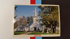 Brantford, Mohawk Chapel First Ont Protestant church  Ontario Canada Postcard