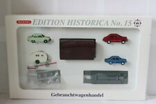 Wiking PMS WVM aus Set 61 Mercedes MB L 5000 S Langholztransport-SZ 1//87 H0 OVP