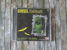 CD: Grusel Kabinett (2) Das Amulett der Mumie