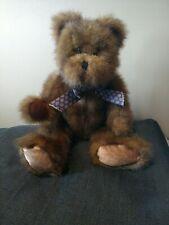 "Bearington Bears 1998' Bradley -Brown Bear Plush 16""  -Retired 2002"