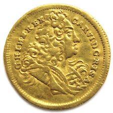[R2220] Dukat 1727 Siebenbürgen, RDR, Karl VI. (1711-1740)