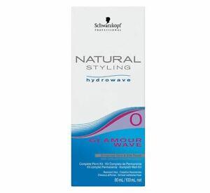 Schwarzkopf Natural Styling Glamour Kit 0, 180 ML