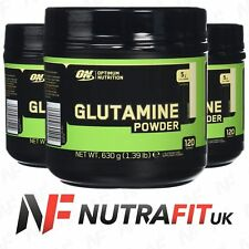 OPTIMUM NUTRITION GLUTAMINE POWDER AMINO ACID MICRONIZED 630g