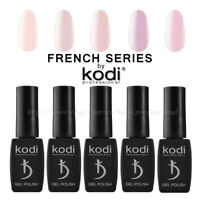 FRENCH siries Kodi Professional - Gel LED/UV Nail Polish Color 8ml. Cover Base