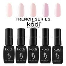FRENCH siries Kodi Professional - Gel LED/UV Nail Polish Color 8ml. Cover Base