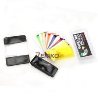 Godox CF-07 7 Color Gel Filter For Speedlite Camera Flash Lighting