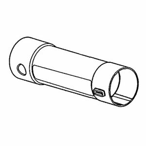 Mtd 731-10598 Leaf Blower Tube Genuine OEM part