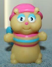 Vtg Hasbro Playskool Glow Worm Friends Glo Bug Butterfly Finger Puppet