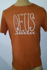 DEUS T-Shirt | Linus | Deus Ex Machina | rust | MSRP: $44 Size: X-Large