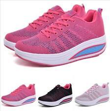 Women Shoes Air Cushion Sneakers Breathable Tennis Running Sport Shoes XXX76