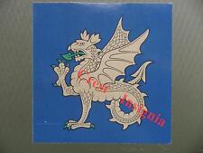 Wessex Wyvern, 43 Division vehicle sticker badge.
