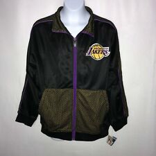 NWT NBA Majestic Los Angeles Lakers Jacket Large