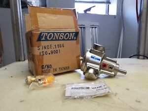 Mixer Motor Tonson Piston High Torque Air Motor M1 Max Press 6 kgf