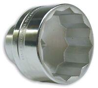 Laser 3139 65mm bi hex Ford Transit and Iveco hub nut socket 3/4 inch drive