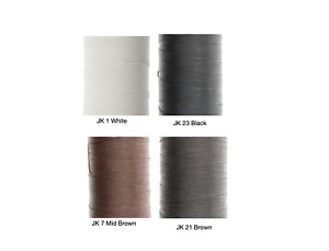 Ritza 25 Tiger Thread 1.4mm Wax Braided Polyester Leather Hand Sewing 25m/82ft
