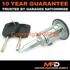 FORD TRANSIT CONNECT 2002-2013 FRONT RIGHT DRIVERS SIDE DOOR LOCK BARREL 2 KEYS
