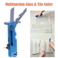 Multifunction Glass Tile Cutter Knife Blade Sharpener Cutting Craft Hand Tool