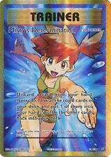 Misty's Determination 108/108 F/A XY Evolutions HOLO PERFECT MINT! Pokemon