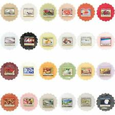 24 x Yankee Candle Wax Melt Tarts -24 All Different from Complete 2019-20 Range