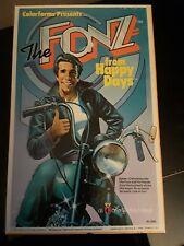 The Fonz from Happy Days Colorforms Set VINTAGE 1976