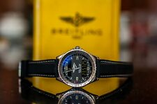 Stunning Breitling Chronospace A56012 Box + Papers Aerospace type watch