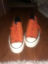 Converse Chuck Taylor All Star 70 Low Top Vince Staples Orange Size 10 161254c