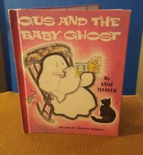 Gus and the Baby Ghost by Jane Thayer c.1972 VTG Hardcover Weekly Reader Edition