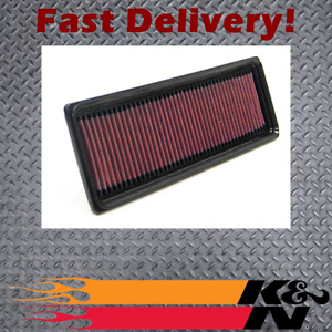 K&N 33-2847 Air Filter suits Peugeot 307 XS HDi DV6TED4