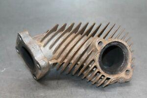Nice OEM 1976 Suzuki RE5 Exhaust Manifold OEM Used