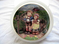 Danbury Mint Hummel Little Companions Country Crossroads Collector Plate
