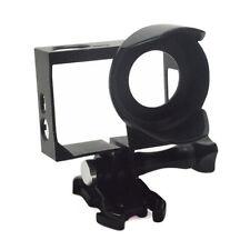 GoPro Sport Camera Standard Border Frame Mount Protective Housing with Lens