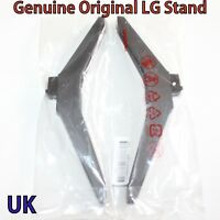GENUINE Original LG Stand Legs/Feet LED TV MAM645839 / 43UJ630V  *NO Screws* NEW