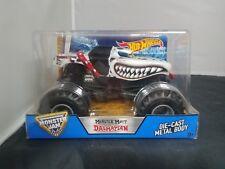 HotWheels Monster Jam Monster Mutt Dalmatian Monster Truck 2016 Mattel NISB
