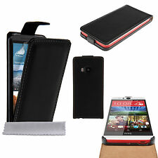 Accessories For All HTC Smartphones Real Genuine Leather Flip Phone Case Cover