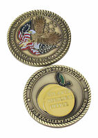 Deptarment of Veterans Affairs Challenge Coin