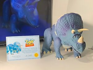 TRIXIE CUSTOM TOY STORY! ARTICULATED, MOVIE SIGNATURE COLLECTION SCALE