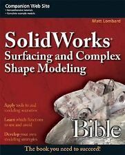 SolidWorks Surfacing and Complex Shape Modeling Bible-ExLibrary