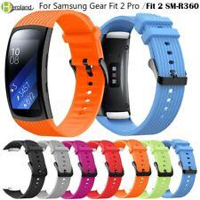 Correa de silicona para Samsung Fit 2,/Samsung Gear Fit2 Pro de L/S